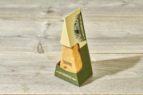Oude kaas 100 weken schuitje De Rotterdamsche Oude