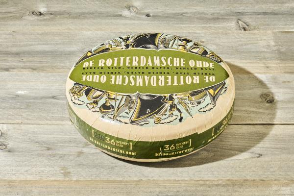 Oude kaas kopen? De Rotterdamsche Oude 36 weken is iets voor jou!