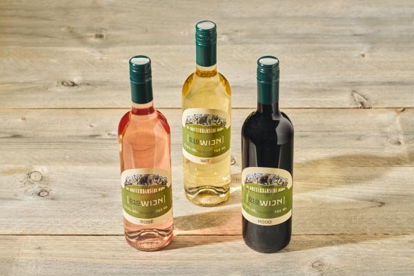 De Rotterdamsche Oude wijnen