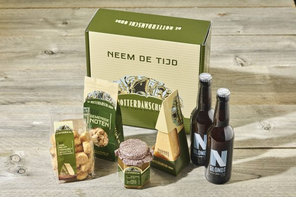 Katendrechts bierpakket perfect voor de kaasliefhebber die van een een biertje houdt