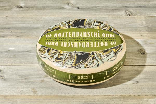 Rotterdamse oude kaas 55 weken gerijpt