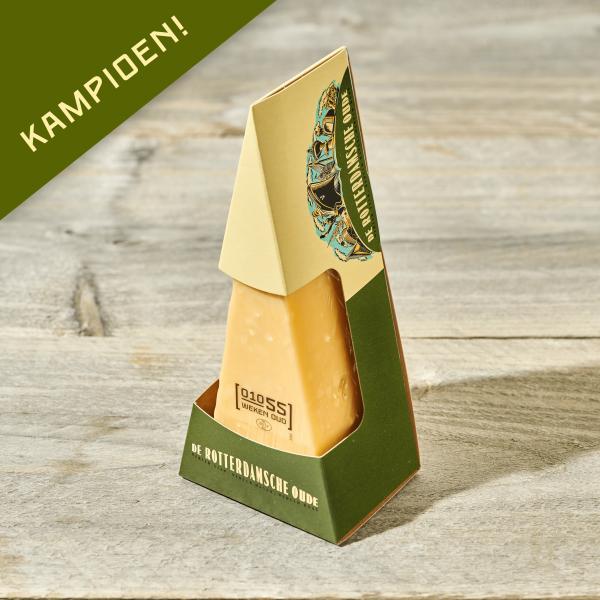 Lekkerste oude kaas kopen 55 weken schuitje van De Rotterdamsche Oude
