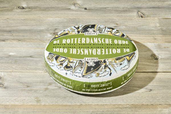 De Rotterdamsche Oude geitenkaas 28 weken