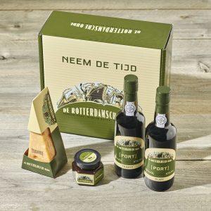 Pakket zuidplein met dip naar keuze op de website van De Rottedamsche Oude