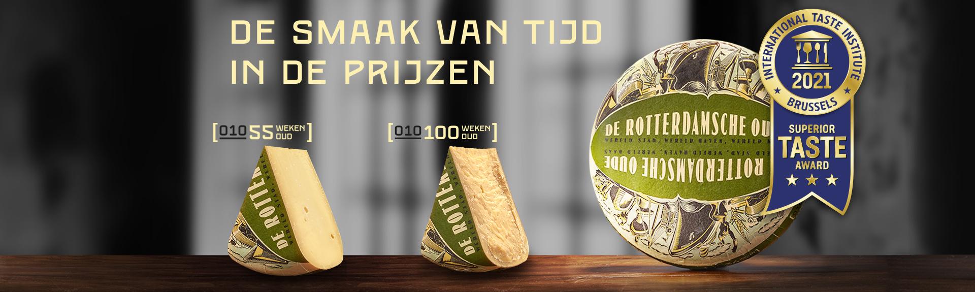 De Rotterdamsche Oude Superior Taste Awards 2021